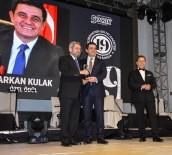 ADANA VALİSİ - Tarkan Kulak'a Özel Ödül