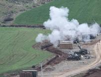Zeytin Dalı Harekatı'nda 1614 terörist etkisiz hale getirildi