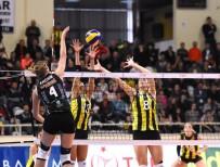 GOMES - Vestel Venus Sultanlar Ligi Açıklaması Çanakkale Belediyespor Açıklaması 1 - Fenerbahçe Açıklaması 3