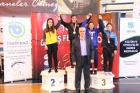 MUSA AYDıN - Yıldız Kadınlar Türkiye Şampiyonası Sona Erdi