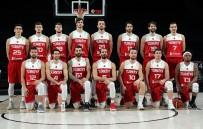 MILLI TAKıM - A Milli Erkek Basketbol Takım'ı Basınla Buluştu