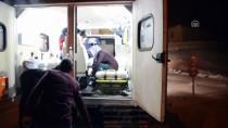 Ağrı'da Hamile Kadını Hastaneye Yetiştirme Operasyonu