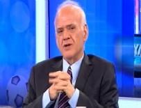 SERDAR AZİZ - Ahmet Çakar tartışılan penaltı için ne dedi?