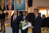 KıZıLKAYA - AK Parti Bismil İlçe Başkanlığına Mehmet Kızılkaya Seçildi