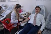 HÜKÜMET KONAĞI - AK Parti'den Kan Bağışı