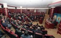 MEHMET GELDİ - AK Parti Yerel Yönetimler İstişare Ve Değerlendirme Toplantısı Yapıldı