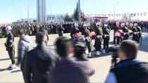 SÖZLEŞMELİ ER - Akçakale'de Selde Şehit Olan Askerler Memleketlerine Uğurlanıyor