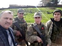 ABDURRAHMAN DEMIREL - Arifiye Belediyesi Meclis Üyelerinden Afrin Kahramanlarına Ziyaret