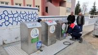 ÇÖP KONTEYNERİ - Başiskele'de Çöp Konteynerleri Yerin Altına Alınıyor