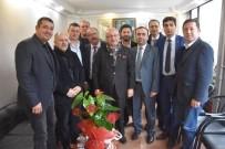 MUSTAFA KAHRAMAN - Başkan Albayrak, Esnaf Odaları Temsilcileri İle Buluştu