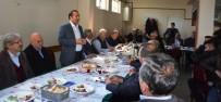 FEDERASYON BAŞKANI - Başkan Toltar, Sarışeyh Derneği'ne Konuk Oldu