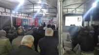 BÜYÜKŞEHİR YASASI - Başkan Tutal, Aktaş Ve Ulukapı Mahallesi Sakinleri İle Hasbihal'de