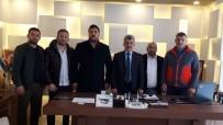 RECEP KARA - Başkan Yiğit Başpehlivanları Misafir Etti