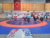 GÜREŞ TAKIMI - Batmanlı Güreşçi Akgül Türkiye 3'Üncüsü Oldu