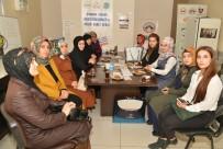 KADIN DERNEĞİ - Belediyeden STK Ve Muhtarlara Ziyaretler Devam Ediyor
