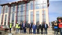 HÜKÜMET KONAĞI - Belediyenin Yeni Hizmet Binası 6 Ay Sonra Hizmete Sunuluyor