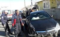 CEVDET YILMAZ - Bingöl'de Öğrenci Servisi Kaza Yaptı Açıklaması 12 Yaralı