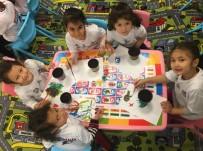 GEBZE BELEDİYESİ - Bu Okulda Öğrenciler Dersi Etkinliklerle Öğreniyor