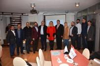 FATMA ŞAHIN - Bursa Gaziantepliler Derneği'nde Bilal Şengüloğlu Güven Tazeledi
