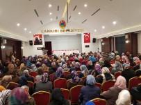 Çankırılı Kadınlar Astarlızade Hilmi Efendi Ve Hacı Sabiha Anne'yi Andı