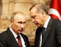 VLADIMIR PUTIN - Cumhurbaşkanı Erdoğan Putin'le görüştü