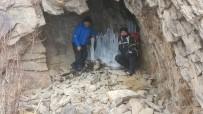 KANYON - Dağcılar Susuz Şelalesinde
