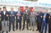 HAYRETTIN BALCıOĞLU - Denizli'den Afrin'e 20 Bin Ekmek Gönderildi