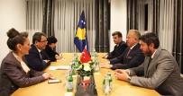 BAĞıMSıZLıK - Dışişleri Bakan Yardımcısı Yıldız Kosova'da