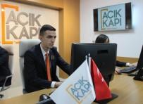 DİYARBAKIR VALİLİĞİ - Diyarbakır'da 'Açık Kapı' Projesi Başladı