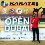 KARATE - Dubai'de Enes Erkan Rüzgarı Esti