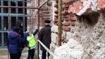 ROMA İMPARATORLUĞU - 'Enez Ayasofyası'nın Restorasyonu Devam Ediyor