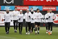 SERDAR AZİZ - Galatasaray'da Bursaspor Mesaisi Başladı