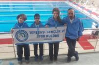 TUANA - Genç Yüzücüler Derecelerini Geliştirdi