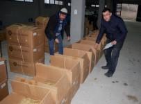 Gördes'te Tütün Piyasası Açıldı