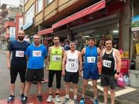 Gümüşhaneli Atletler Şehit Eren İçin Koştu