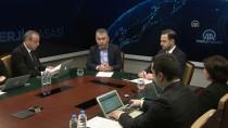 ELEKTRİK ÜRETİMİ - GÜNDER Başkanı Kaleli AA Enerji Masası'nda