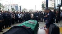 CIKCILLI - Hayatını Kaybeden Avukat İçin Meslektaşları Adliye Önünde Tören Düzenledi