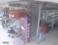 ÇEKIM - Isparta'daki Şapkalı Telefon Hırsızı Tutuklandı