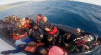 KAMERUN - İzmir'de 50 Kaçak Göçmen Yakalandı