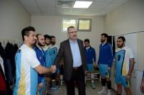 AVRASYA - Karacabey Belediyespor Voleybolda 2. Lig'e Yükseldi