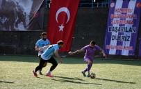 ÜNAL DEMIRTAŞ - Kdz. Ereğli Belediyespor Kastamonu'yu 4-1 Yendi