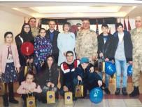 ANTROPOLOJI - Kent Konseyi Çocuk Meclisi'nden Jandarma Bölge Komutanlığına Ziyaret