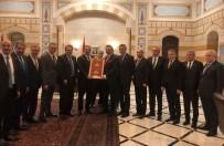 SAAD HARİRİ - KMTSO Başkanı Serdar Zabun Lübnan'da