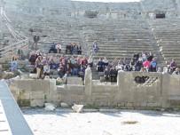 KONYAALTI BELEDİYESİ - Konyaaltı'ndan Perge'ye 'Tarihi' Yolculuk