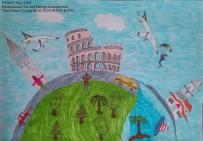 HONG KONG - Küçük Ressamlar Dünya 3.'Sü Oldular