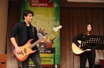 BOSTANLı - Liseli Müzik Grupları Karşıyaka'da Yarışıyor