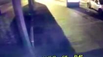 İSTİKLAL CADDESİ - Maskeli Hırsız Güvenlik Kamerasında
