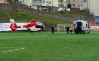 KEMOTERAPI - Multipe Myeloma Hastası Memleketine Helikopter Ambulansla Getirildi