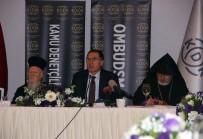KAMU DENETÇİLERİ - Ombudsman Şeref Malkoç Dini Grupların Liderleriyle Bir Araya Geldi