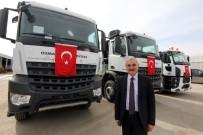 Osmancık Belediyesi Araç Filosunu Güçlendiriyor